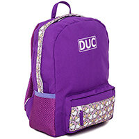 DUC Jr Sheep Kids Small School Bag Purple 11L