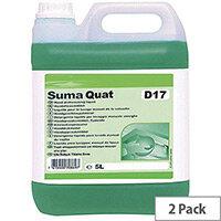 Suma Quat D1.7 5 Litre (Pack of 2) 100861466