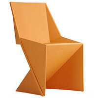 Freedom Boardroom & Visitor Stacking Chair Mango Polypropylene