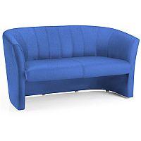 Neo Twin Reception Tub Chair Blue Fabric