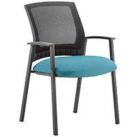 Metro Boardroom & Visitor Chair Kingfisher Green