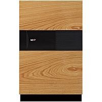Phoenix Next LS7002FO Luxury Safe Size 2 Oak with Fingerprint Lock Oak 72L 60min Fire Protection