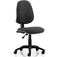 Eclipse I Lever Task Operator Office Chair Charcoal