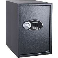 Phoenix Rhea SS0105E Size 5 Security Safe with Electronic Lock Metalic Graphite 88L