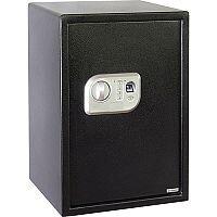 Phoenix Neso SS0203F Size 3 Security Safe with Fingerprint Lock Black 42L
