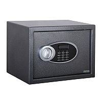 Phoenix Dione SS0312E Hotel Security Safe with Electronic Lock Metalic Graphite 34L