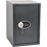 Phoenix Vela Home & Office SS0805K Size 5 Security Safe with Key Lock Metalic Graphite 88L