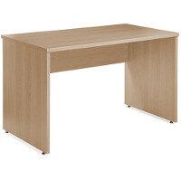 Eco 1180 Wide Desk EC1180O Blonde Oak