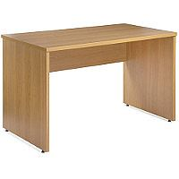 Eco 1380 Wide Desk EC1380B Beech