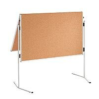 Franken ECO Training Board Cork Foldable 1200x1500mm ECO-UMTKT-G