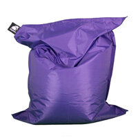 Elephant  Junior Indoor & Outdoor Use Kids Size Bean Bag 1400x1100mm Ultra Violet