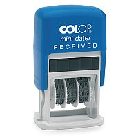 Colop S160/L1 Mini Dater Received S160L1
