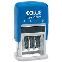 Colop S160/L2 Mini Dater Paid S160L2