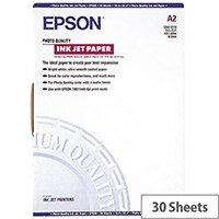Epson A2 Matt Photo Paper (Pack of 30)