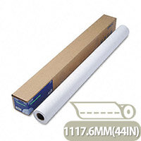 Epson Double Weight Matte Plotter Paper 44 Inches x25m 180gsm