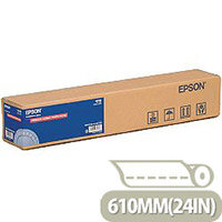 Epson Premium Glossy Photo Paper Roll 24 inches x30.5 Metres 165gsm C13S041390