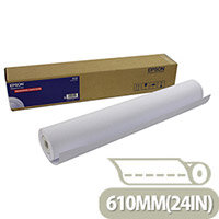 Epson Presentation Matte Plotter Paper Roll 24 Inches x25m 172gsm