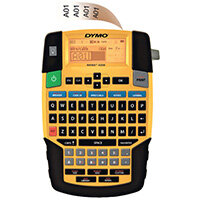 Dymo Rhino 4200 Label Maker QWERTY 19mm Yellow PB1 UK 1801611