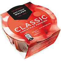 Mathew Walker Christmas Puddings Mini`S 100g Pack of 36
