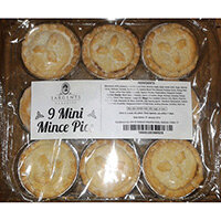Sargents Mince Pies Minis 9PK Pack of 8