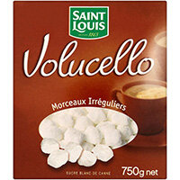 St. Louis White Sugar Cubes 750g Pack of 8