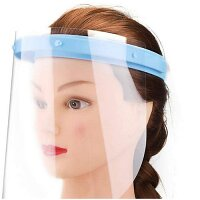 Protective Face Shield Pack of 5