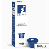 Originale Ecaffe Caffitaly Coffee Pods Pack of 10 Capsules