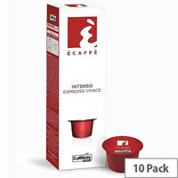 Intenso Ecaffe Caffitaly Coffee Pods Sleeve of 10 Capsules