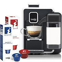 Caffitaly S22 Black & White System Coffee Machine - Includes a Starter pack of 20 Coffee Pods