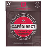 Cafédirect Nespresso Compatible Coffee Pods Colombian Rise (Pack of 60) FCR0028
