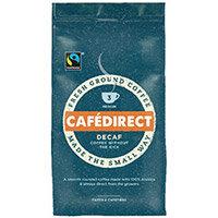 Cafedirect Organic Decaffeinated Roast and Ground Coffee 227g Buy 2 Get 1 Free GAL838113