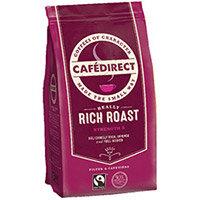 Cafedirect Rich Roast Ground Coffee 227g Buy 2 Get 1 Free GAL838114