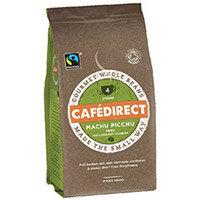 Cafedirect Machu Picchu Coffee Beans 227g Buy 2 Get 1 Free GAL838116