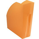 Linicolor Magazine Rack Tangerine 18052D