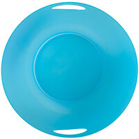 Iderama Waste Bin Turquoise 45383D