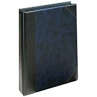 Goldline Telephone Address Book A5 Blue DTAA5/BL