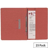 Guildhall Transfer Spiral Pocket R/H Orange Pack of 25 211/9063Z