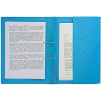 Forever Pocket Spiral File Foolscap Assorted Pack of 25 211/5100Z