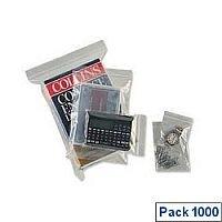 Minigrip Bag 125x190 Pack ofk1000 GL09