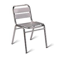 Aluminium Outdoor Stacking Chair