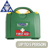 Astroplast Green Box HSA First Aid Travel Kit Food Hygiene Up to 5 Person 5355a0133a81d