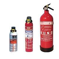 600g Dry Powder Fire Extinguisher