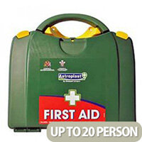 Green Box HSE 11-20 Person First Aid Kit Food Hygiene 1003016