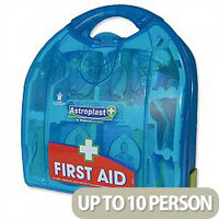Mezzo HSE 1-10 Person First Aid Kit Food Hygiene 1003033