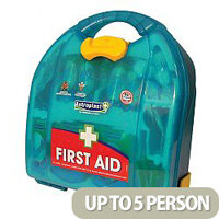 BSI Mezzo Small First Aid Kit Up to 5 Person Food Hygiene 1003039