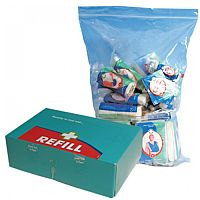HSE First Aid Kit Refill 1-10 Persons Food Hygiene 1035006