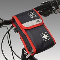 Holthaus VELO First Aid Bag For Bicycles Up to 5 Person