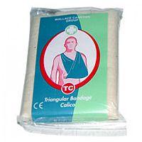 Triangular Bandage Calico Non Sterile