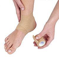 Cohesive Bandage 5cm x 4.5m Tan 1805001