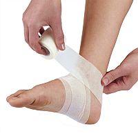 Cohesive Bandage 5cm x 4.5m White 1805001